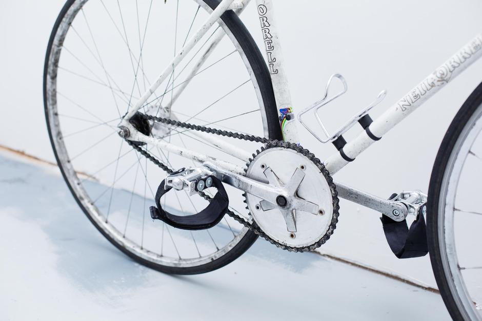 Neil Orrell Triple Triangle Track 1996 - Pedal Room