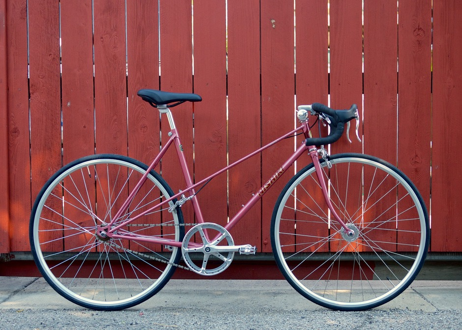 Wheel And Tire >> Nishiki Sport MIXTE (Pink/Red) - Pedal Room