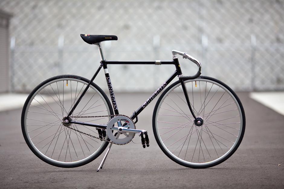 Njs Stratos ピスト Blacky Japan Pedal Room