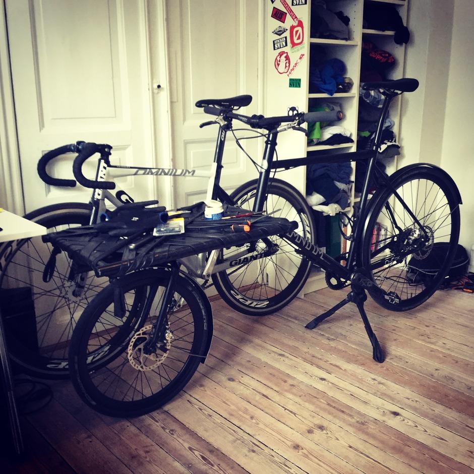 OMNIUM MINI MAX - Pedal Room