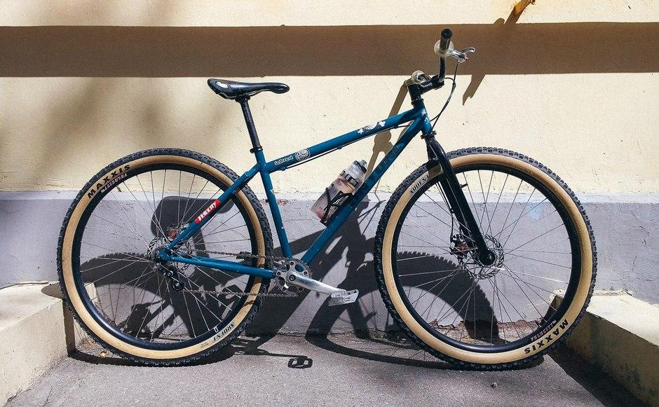 Steel Frame Bikes