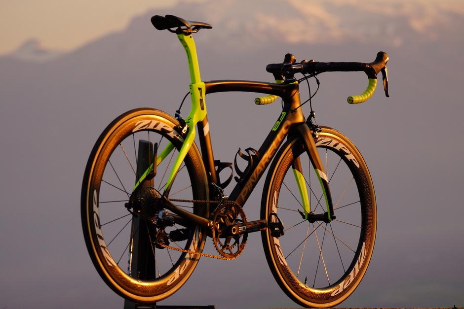 Pinarello Dogma F8 2017 - Pedal Room