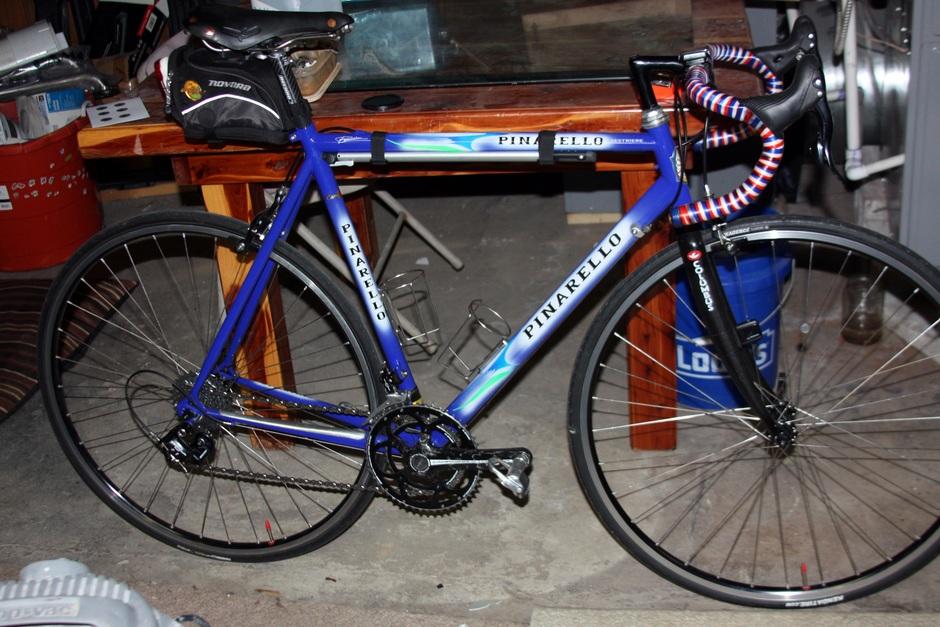 Pinarello Sestriere Pedal Room