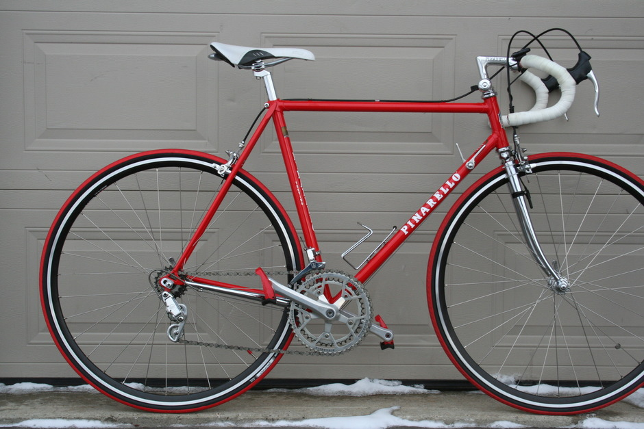 pinarello treviso 1984  sold