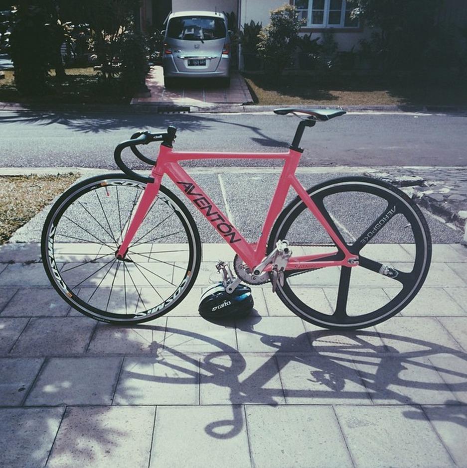 Max Advanced Brakes >> Pink Aventon Mataro - Pedal Room