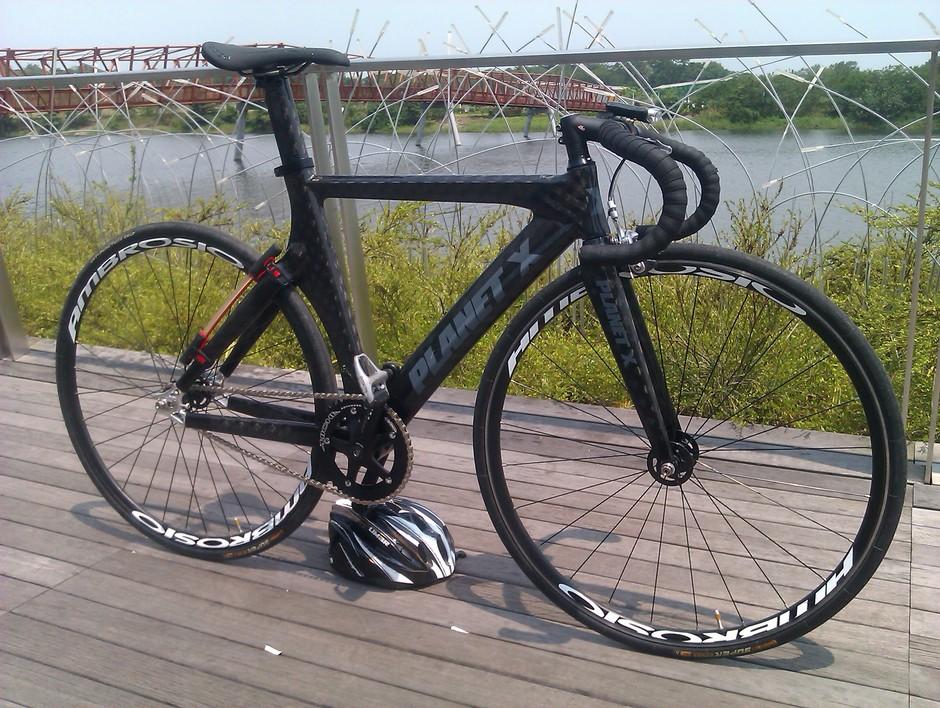 Carbon Fiber Planet X Bikes Planet X Pro Carbon Track