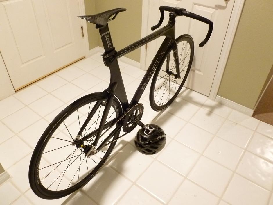 Planet X Pro Carbon Track Sport Bike Planet X - oukas.info