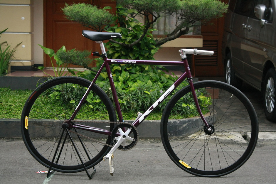 purple KHS flite 100 - Pedal Room