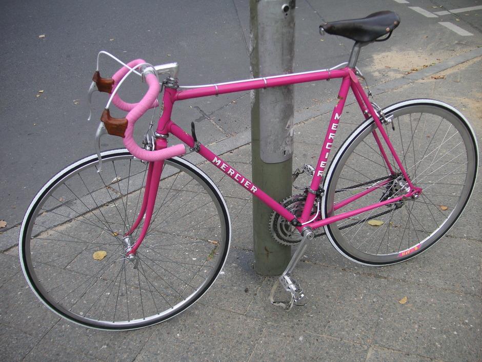 Wheel And Tire >> race bike (Mercier) Rare Super condition - Pedal Room