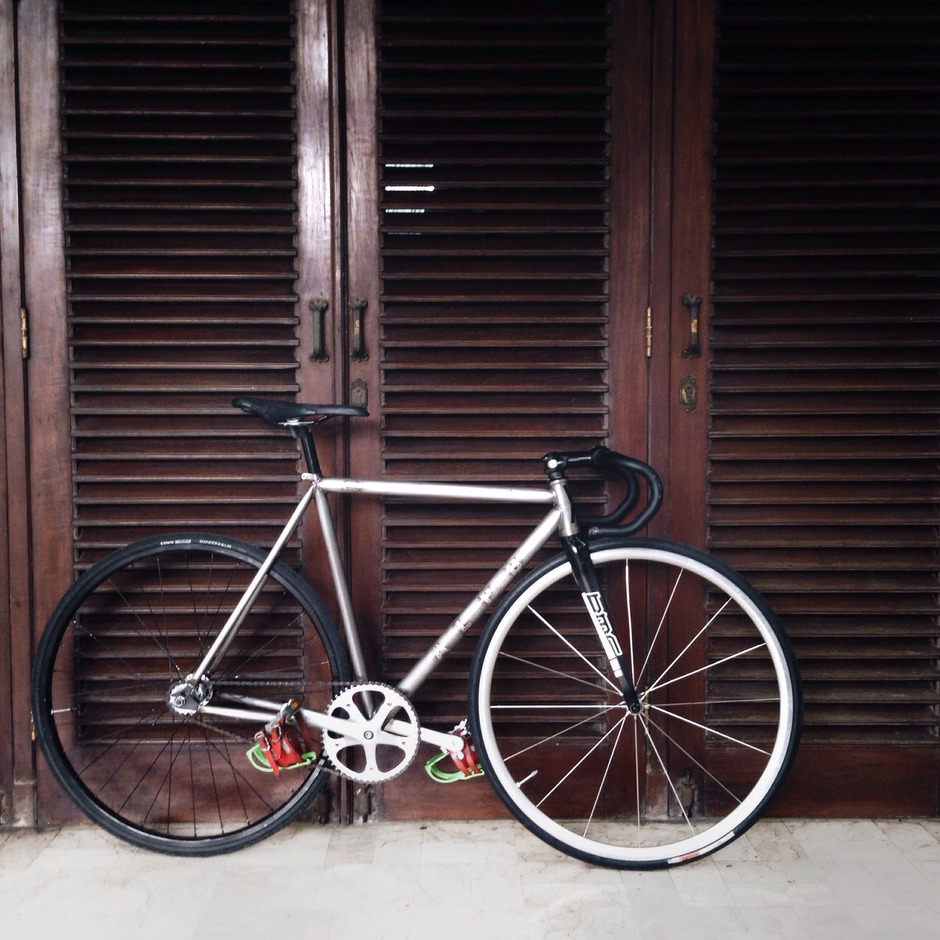 Bikes 15042 RAW Alphalab Batantrax