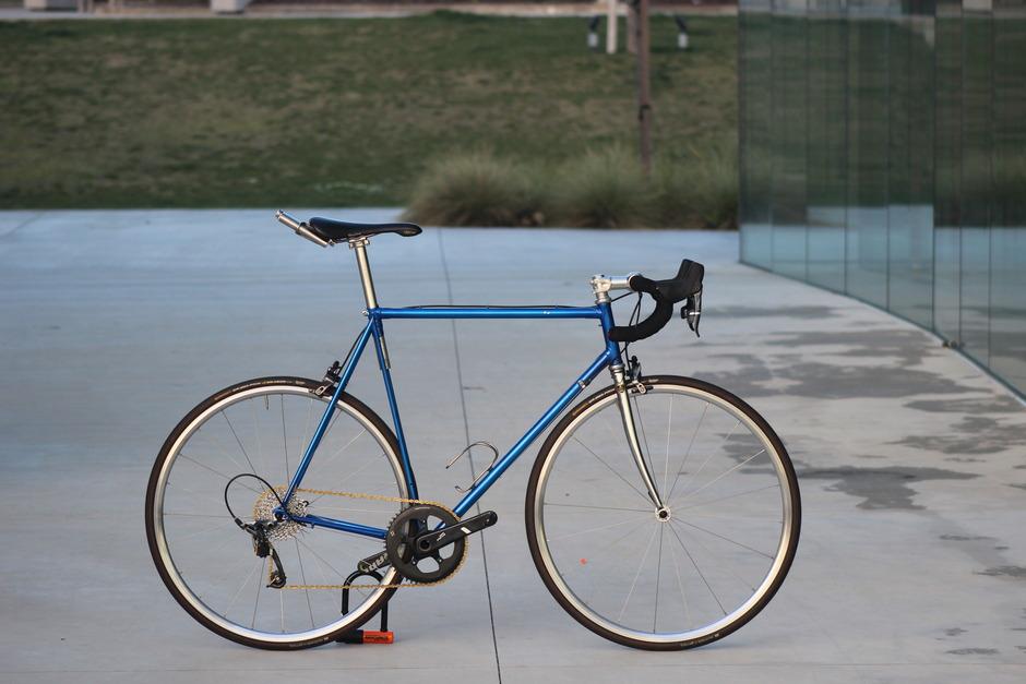 Rigi Bici Corta Pedal Room