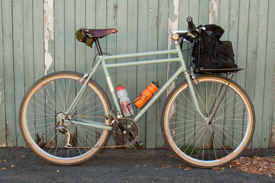 Rivendell Sam Hillborne Pedal Room