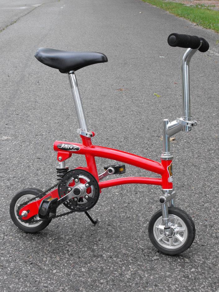 2001 Runt Bike Pedal Room