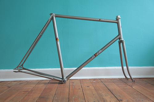samson 58cm c-t NJS frame sold - Pedal Room