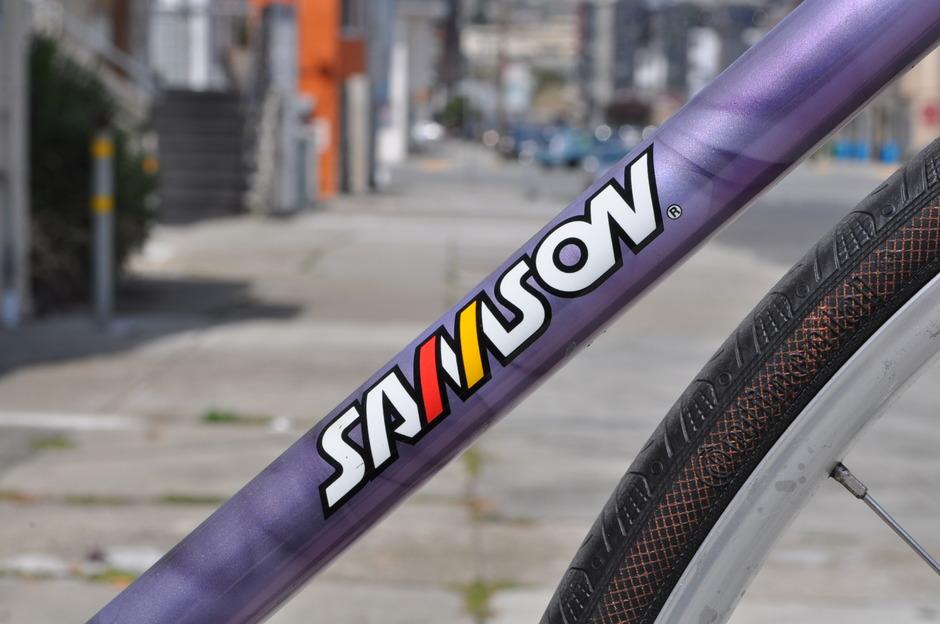 Samson Njs Smoke Purple Pedal Room