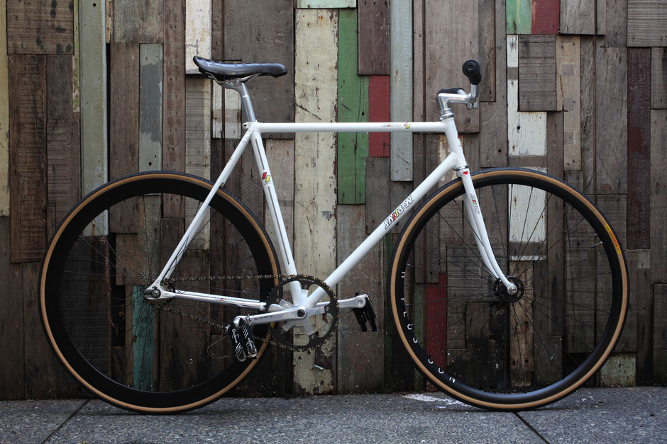 Samson Njs Track Bike Pedal Room