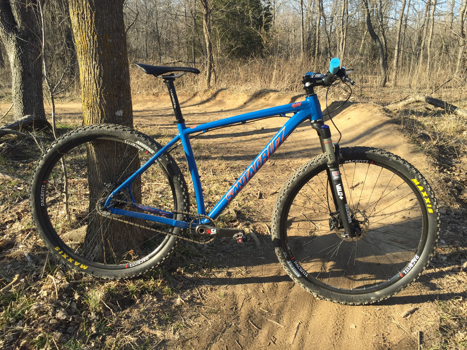 Santa Cruz Highball Ss 29er Pedal Room