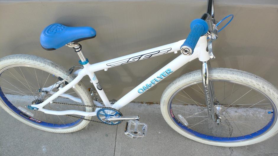Se Racing Om Flyer 2007 Pedal Room