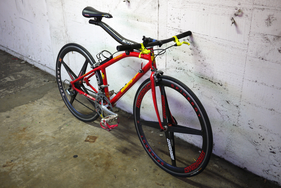 Softride Pub bike - Pedal Room