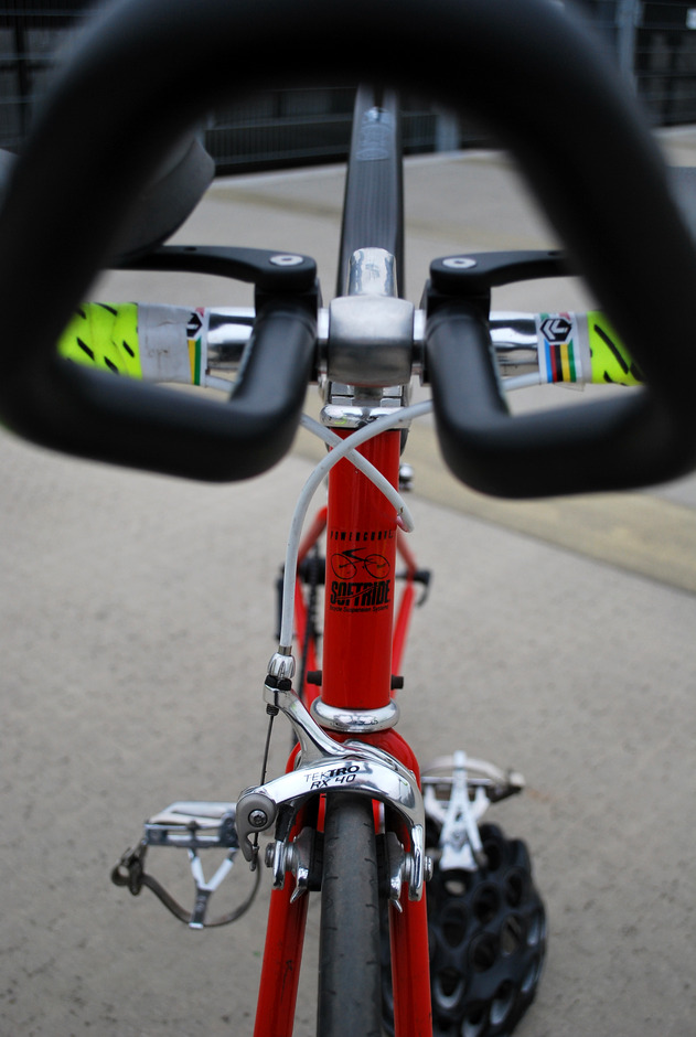 Softride Powercurve Spinergy Pedal Room