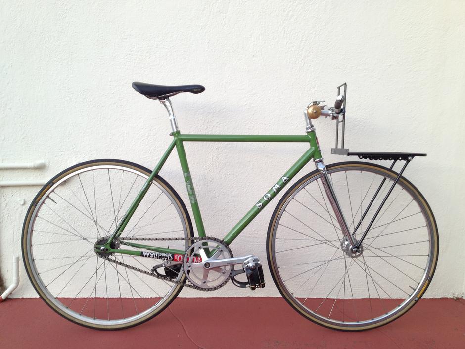 Nett Soma Fahrradrahmen Zeitgenössisch - Rahmen Ideen ...