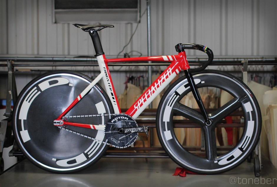 Specialized Langster Pro Hi Pedal Room
