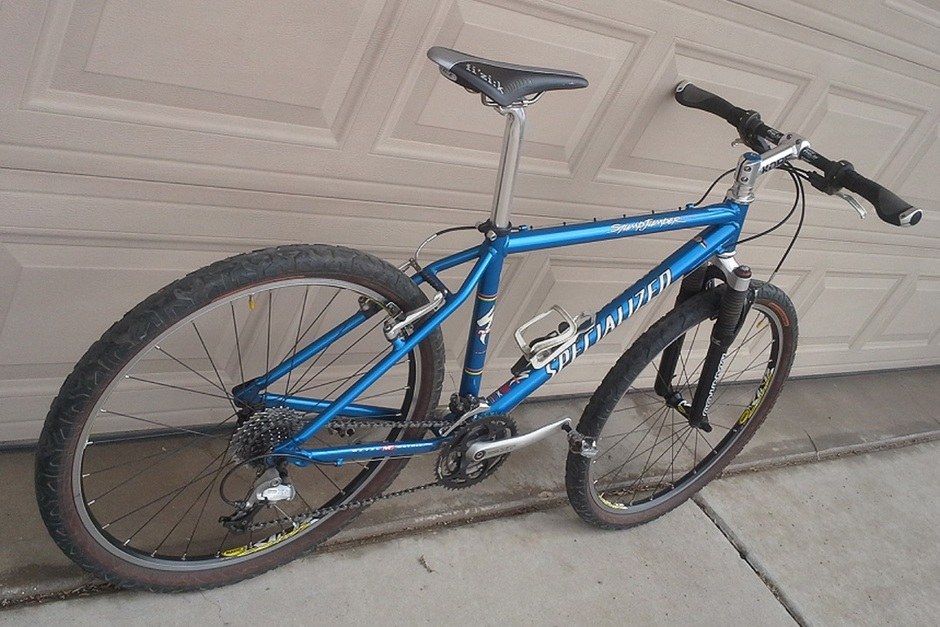 Continental Bike Tires >> 1998 Specialized M2 StumpJumper - Pedal Room