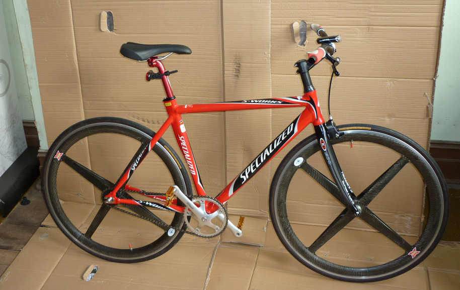 d05cbe50467 SPECIALIZED S WORKS FIXIE - Pedal Room