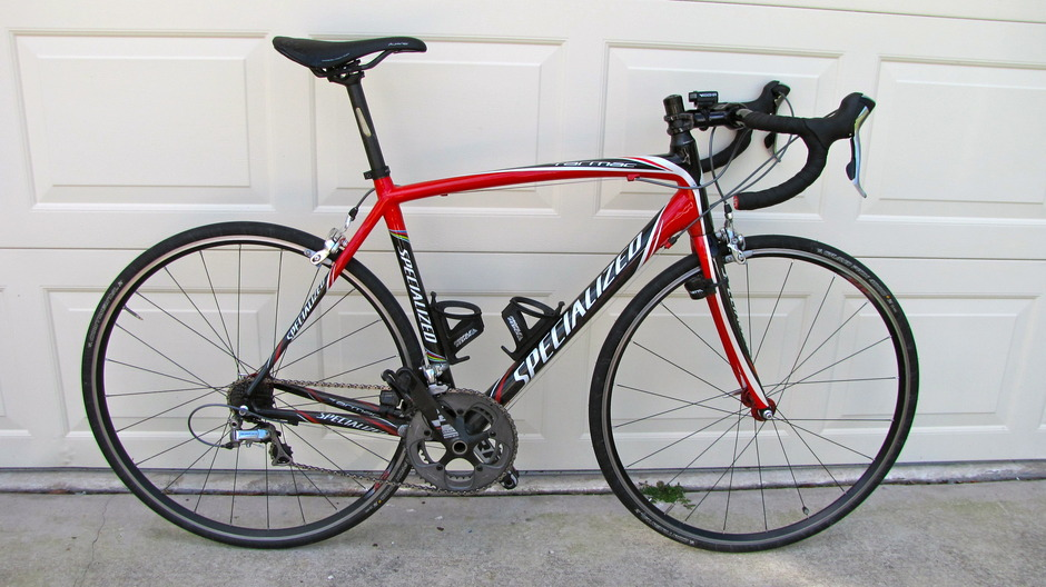Specialized Tarmac 2008 R I P Pedal Room