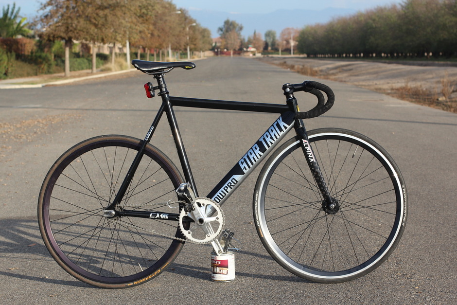 FOR SALE Star Track x Colossi Low pro 54 - Pedal Room