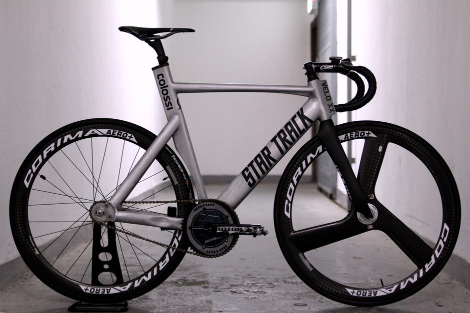 Startrack X Colossi Velo Xx Pedal Room