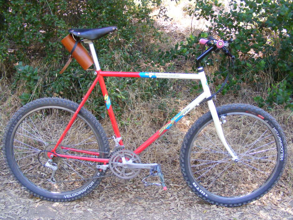 Stump Jumper, Specialized, 1987 - Pedal Room