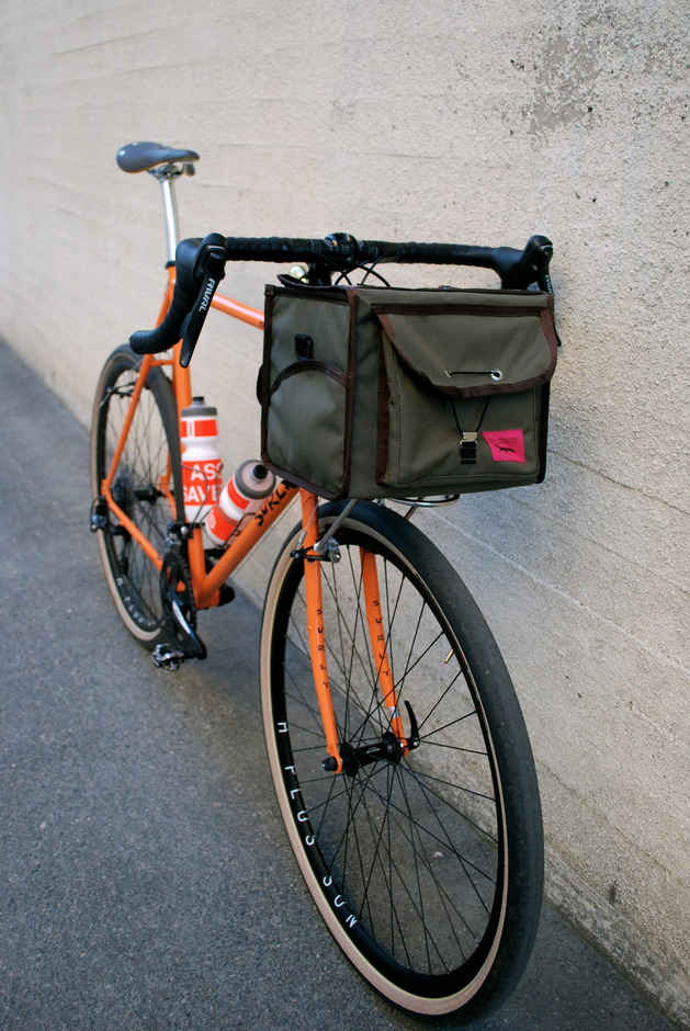 Surly Cross Check 2015 Gravel Tourer Pedal Room