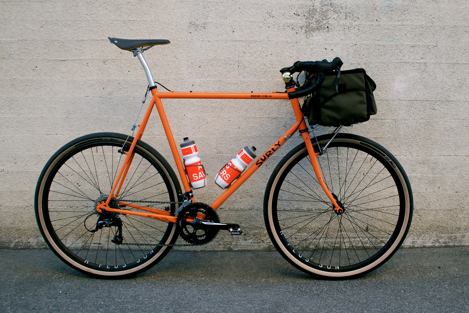 Cross Bike For Light Touring