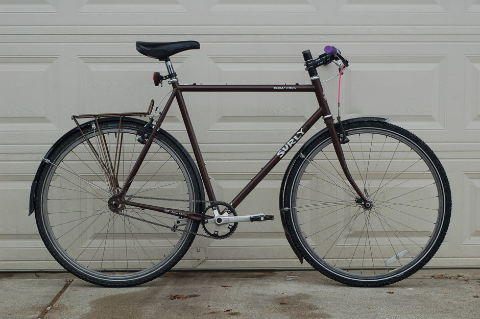 Surly Cross Check Ss Pedal Room