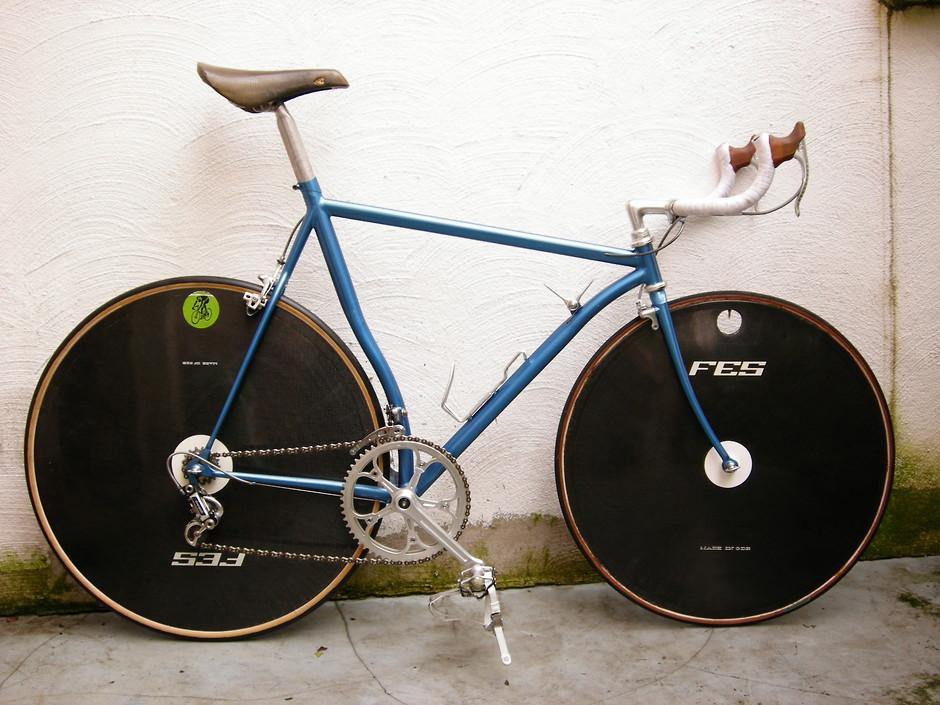 Textima Gdr Road Tt Bike Pedal Room