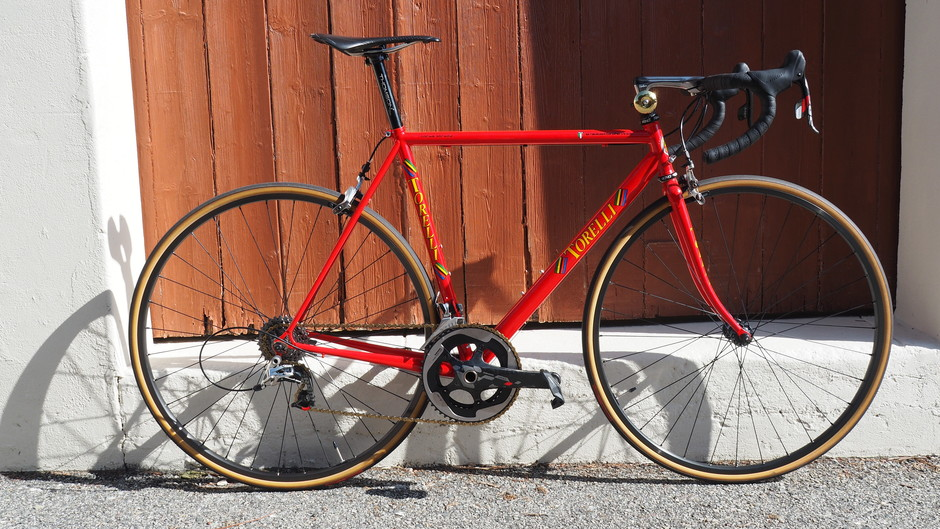new product c8c7c 49ad2 Torelli Corsa Strada - Pedal Room