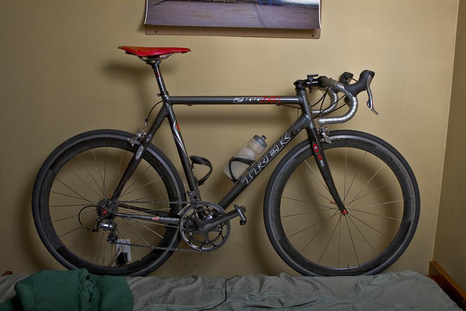 Trek 2100 Zr 9000 Pedal Room