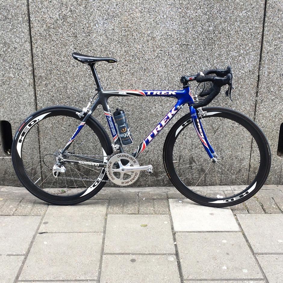 Trek 5200 Usps 54cm Shimergo Pedal Room