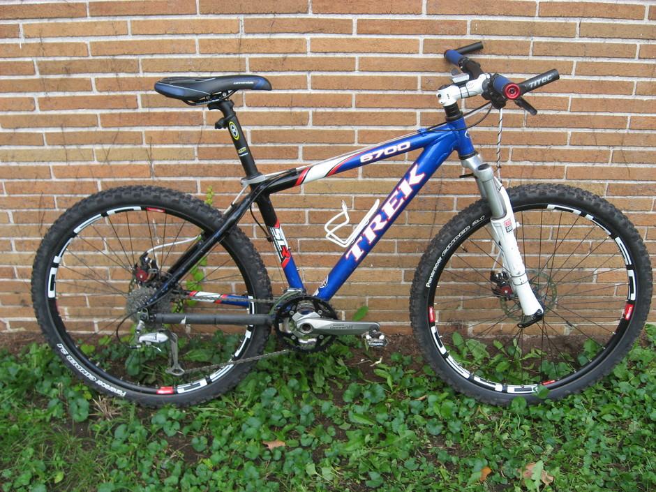 Trek 6700 Pedal Room