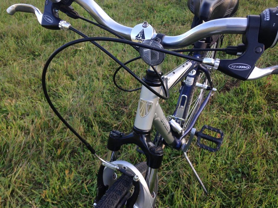 Trek 7100 Pedal Room
