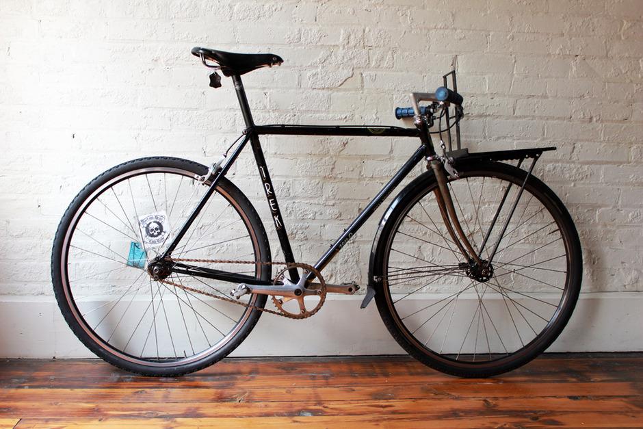 Bent Bike Chain Link