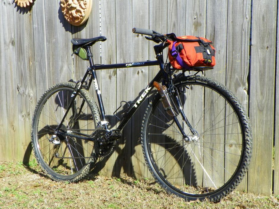 Trek 750 Multi-Track - Pedal Room