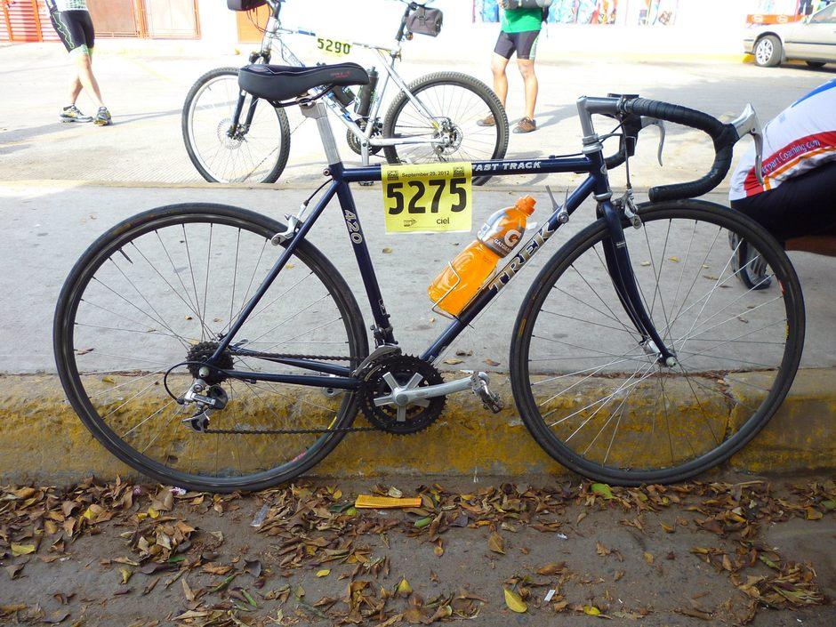Trek Fast Track 420 1997 Pedal Room