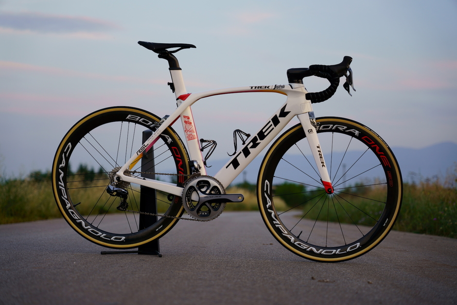 Trek Madone 9 H1 Rsl Limited Edition Alb Pedal Room