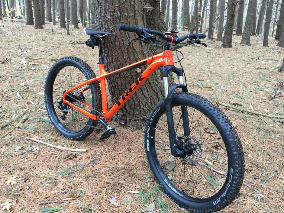 Mountain Bike Crankset >> Trek Roscoe 8 - Pedal Room