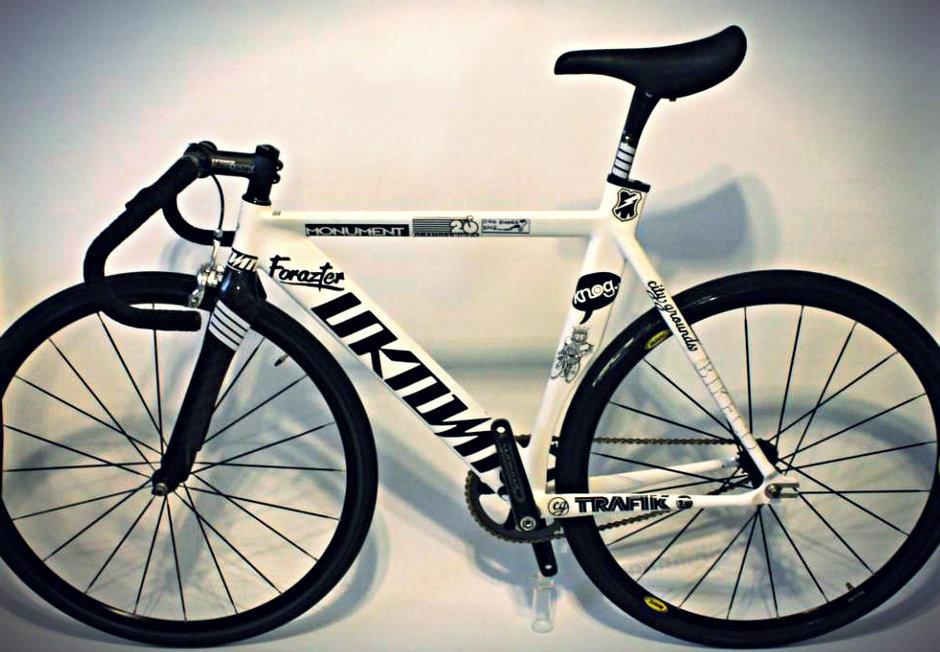 UNKNOWN BIKE CO. Lv2 track bike - Pedal Room