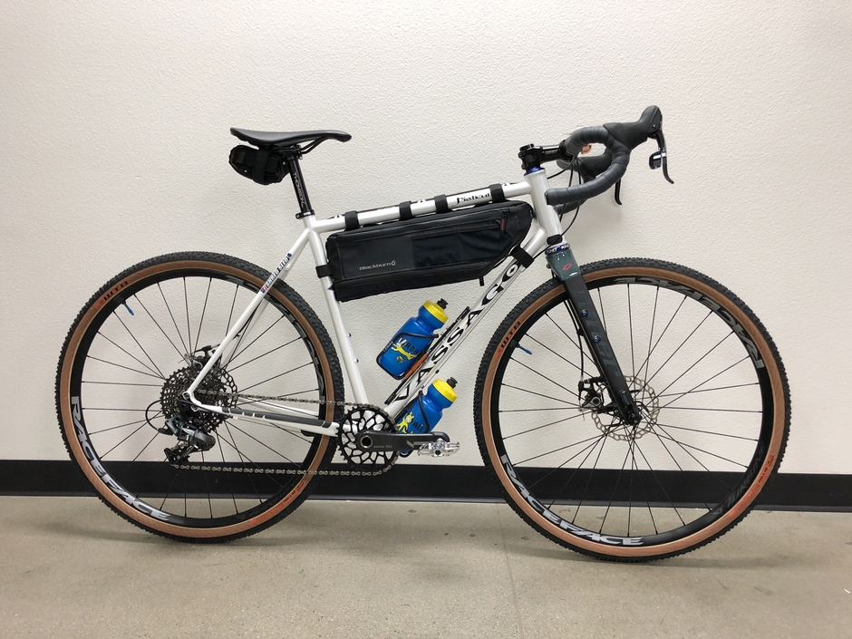 For Sale Vassago Fisticuff Gravel Bike Pedal Room