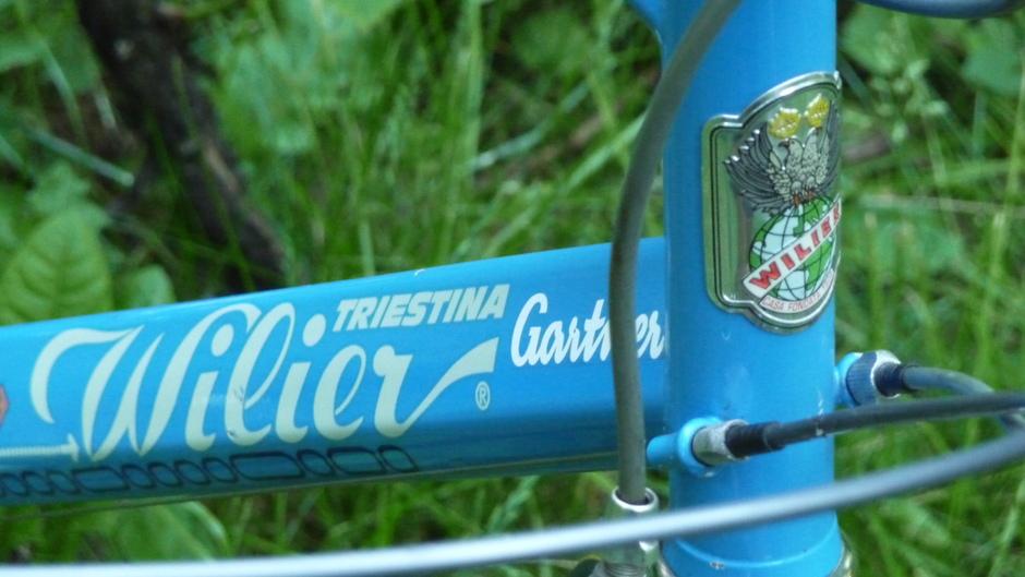 Wilier Triestina Gartner Pedal Room