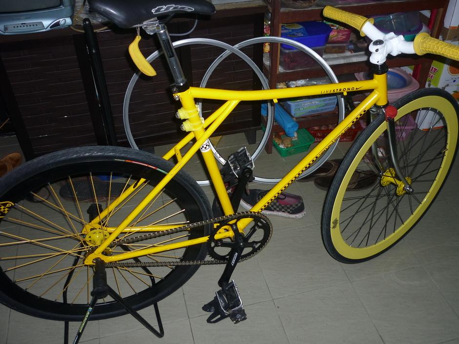 Yellow Bike Company Pedal Room